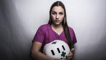 Federica Dávila:Preferimos referir insumos médicos, no quisiéramos recibir dinero para comprarlos.