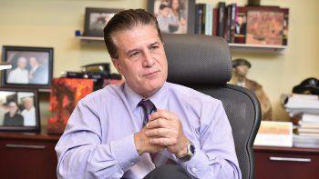 El alcalde de Hialeah, Carlos Hernández, afirma estar seguro de que la ley está a su favor, por lo que descarta que su campaña sea desmontada en los estrados judiciales.