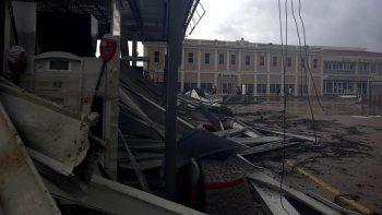 El paso del huracán María por la isla de Puerto Rico dejó severos daños y muertes, aún sin confirmar.
