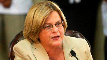 La congresista por Florida, Ileana Ros-Lehtinen.