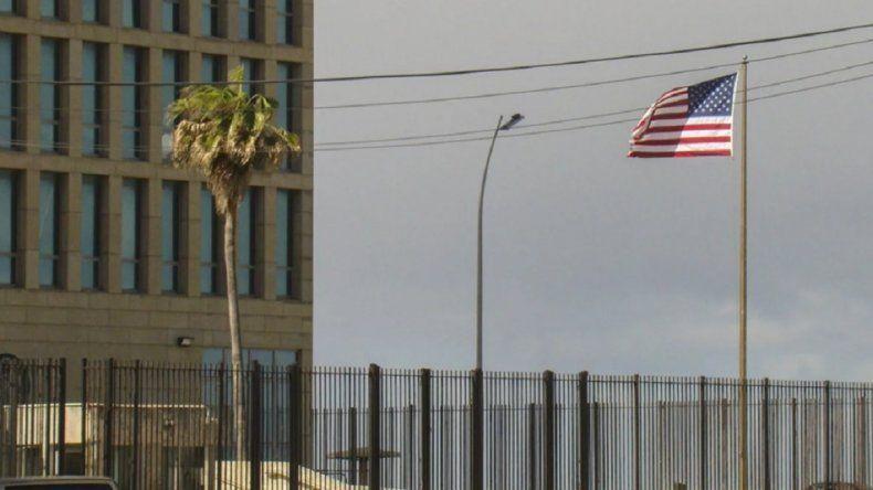 A fines de septiembre el Departamento de Estado retiró al 60% de su personal en La Habana y expulsó a una cifra similar de funcionarios cubanos de Washington.