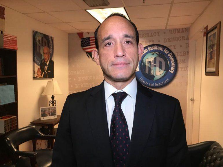 Gabriel Callejas, magistrado de la Sala Constitucional del TSJ