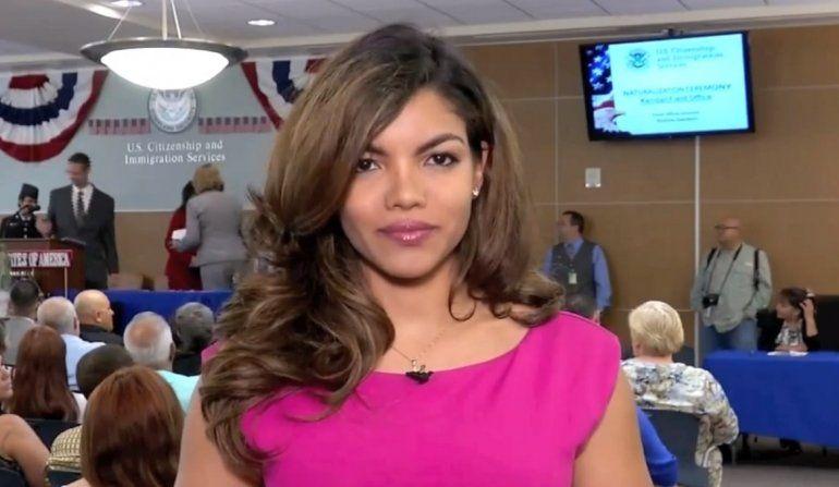 Como reportera de Univision, Yali Nuñez estuvo vinculada a temas relacionados con la política migratoria y la comunidad de inmigrantes en EEUU.