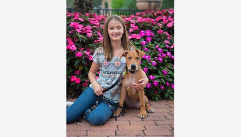 Alaina Petty, 14 años. Víctima de la masacre de Parkland, Florida.