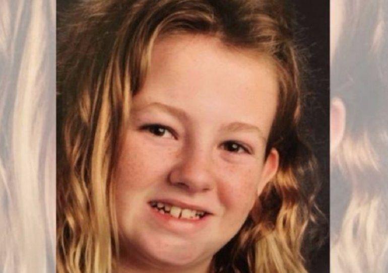 Cara Loughran, 14 años. Víctima de la masacre de Parkland, Florida.