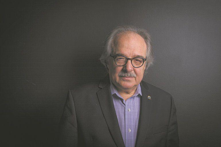 Asdrúbal Aguiar, jurista y secretario general de la Iniciativa Democrática de España y Las Américas (IDEA).