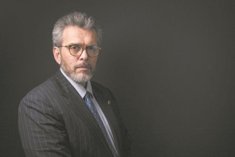 Orlando Viera Blanco, embajador venezolano en Canadá