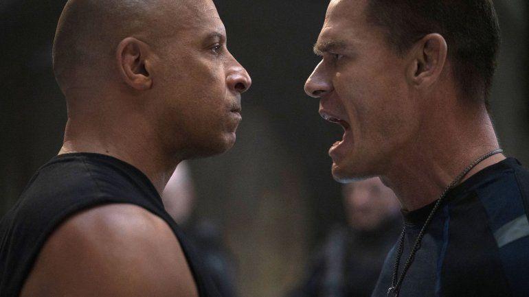 Universal Pictures aplazó el estreno de la novena película de Fast and Furious (Rápido y Furioso) en medio del brote de coronavirus.