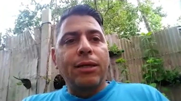 El cubano Emilio Milián Socorro.