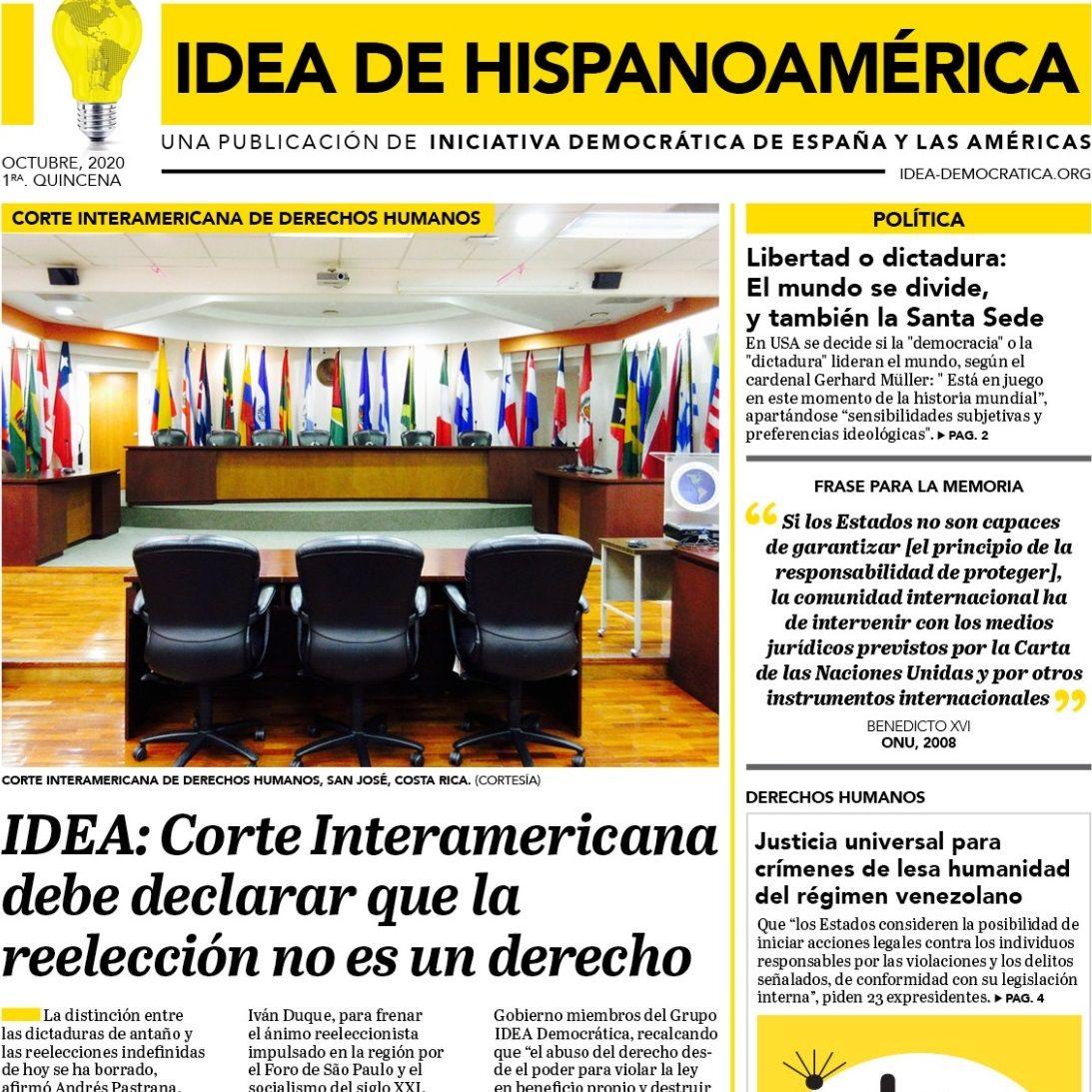 banner newsletter idea