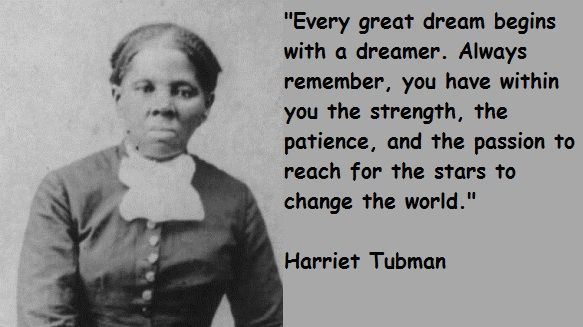 4 Frases Para Recordar A Harriet Tubman