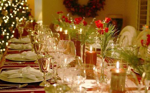 Los platillos tradicionales en la mesa navide a - Mesa navidena ...