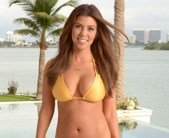 Kourtney Kardashian Se Desnuda Para Vanity Fair Celebritylandia