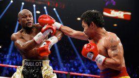 El primer combate generó una cifra récord de 4,6 millones de compras en la transmisión de pago por ver.