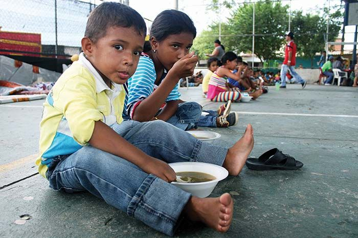 Militares venezolanos amenazan con apoderarse de custodia de niños ...