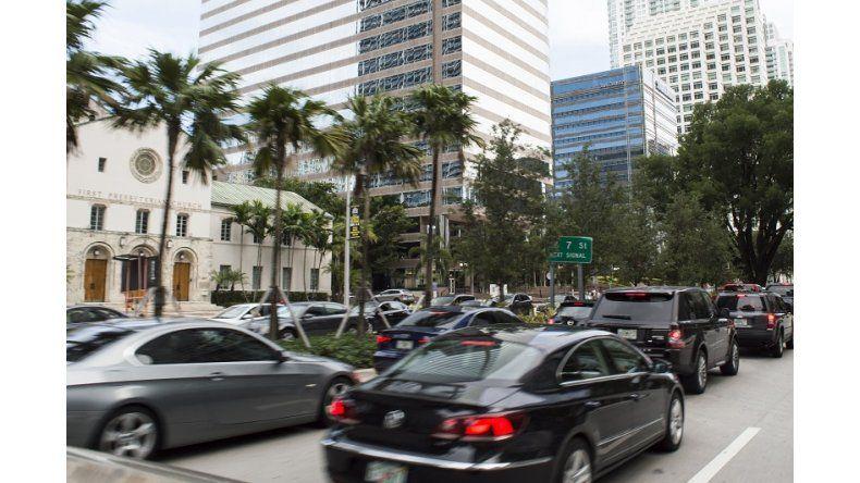 Miami entre las ciudades en la que m s dinero y tiempo se pierden por congesti n vehicular - Transporte entre islas canarias ...