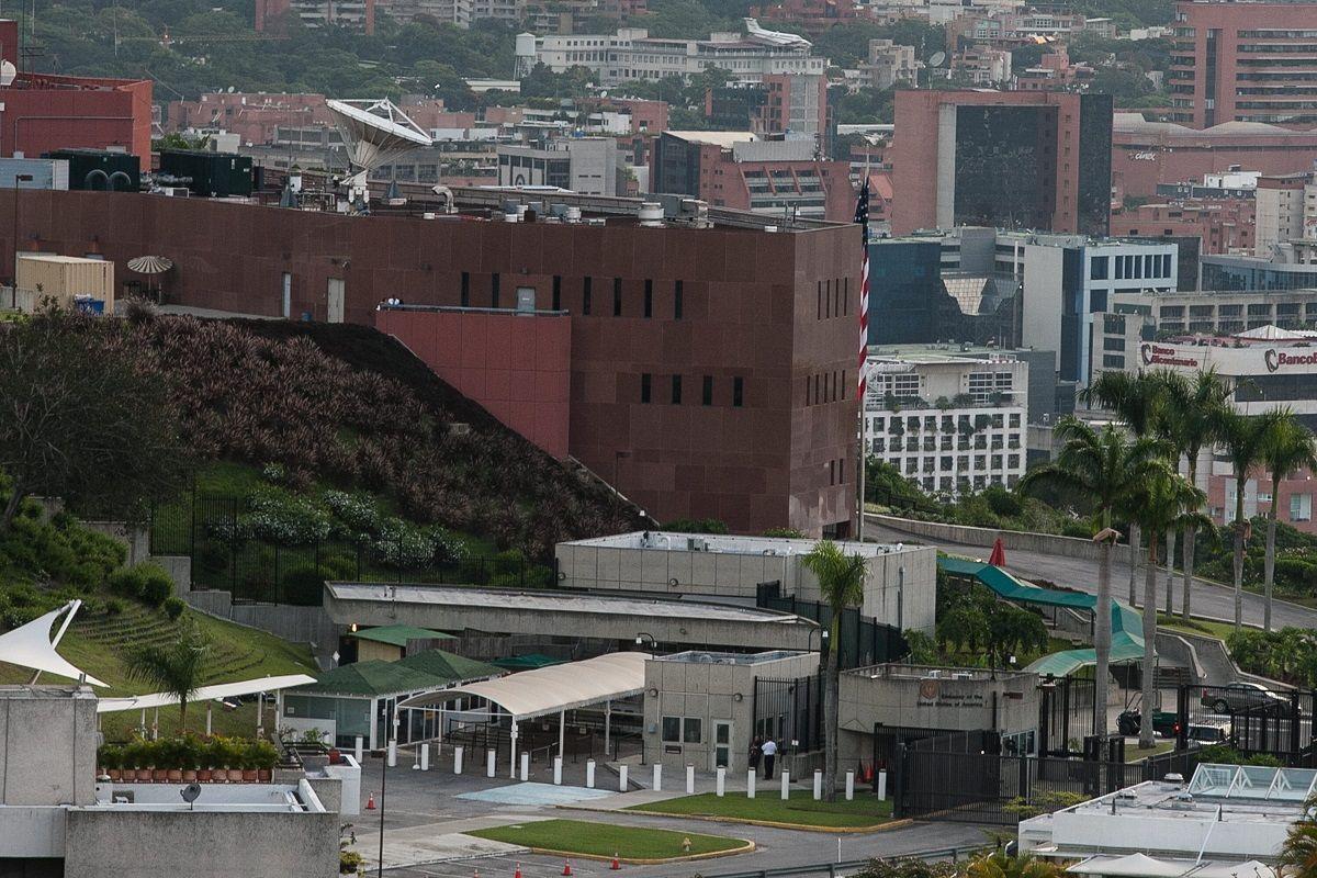 Embajada de Estados Unidos en Santiago, Chile