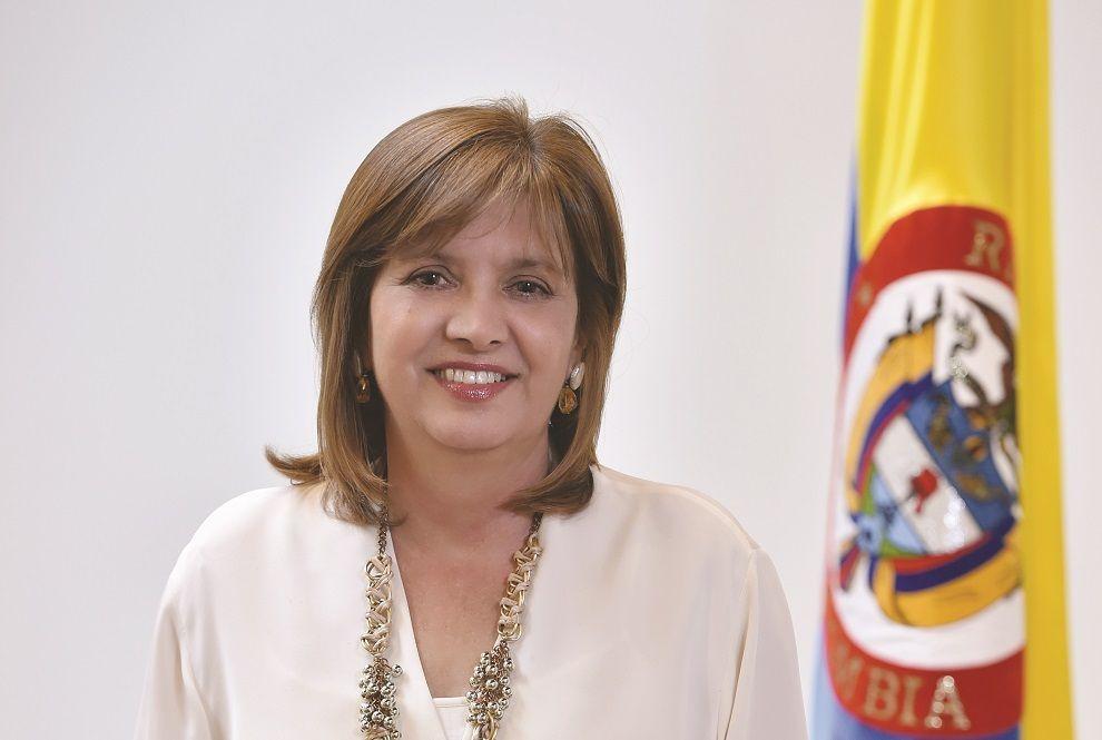 Resultado de imagen para Marta Lucía Jaramillo Martínez