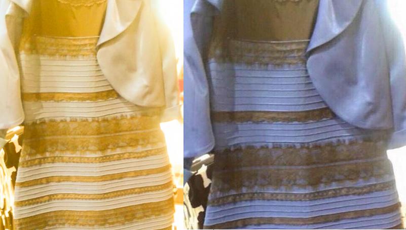 De Qué Colores Ve El Vestido