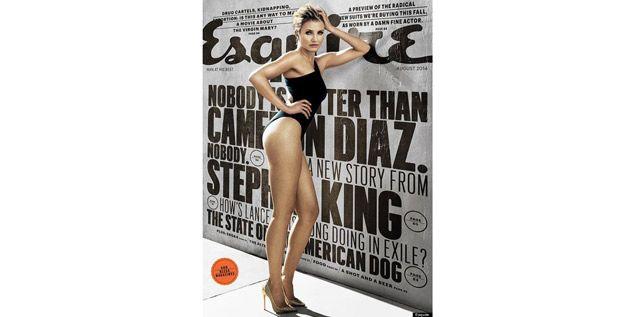 Fotos Cameron Diaz Se Desnuda En La Película Sex Tape A Los 41 Años