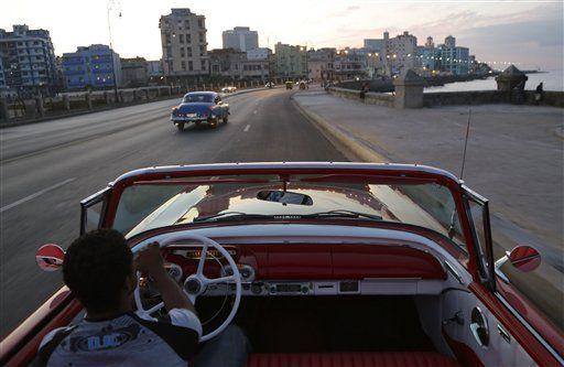 Una Nueva Vida Para Los Autos Clasicos De Cuba