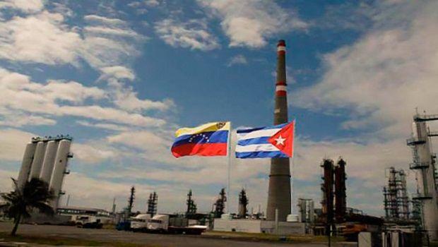 Resultado de imagen para cuba y venezuela petroleo