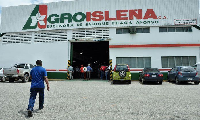 Resultado de imagen para agroisleña venezuela