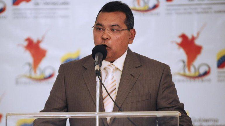 Ministro del interior y justicia de venezuela Quien es el ministro de interior y justicia