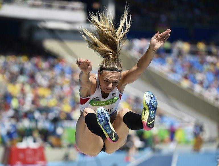 Las mejores imágenes del atletismo en Río 2016   Río 2016