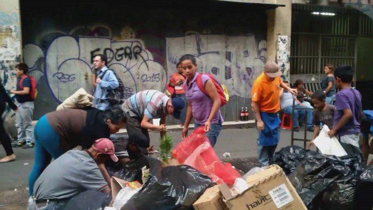 Resultado de imagen para hambre en venezuela