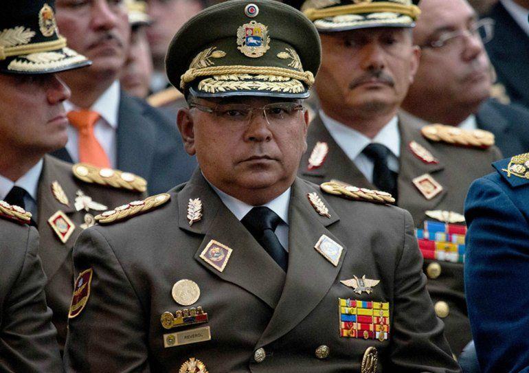 Gobierno venezolano proh be circulaci n a rea en margarita Quien es el ministro de interior y justicia
