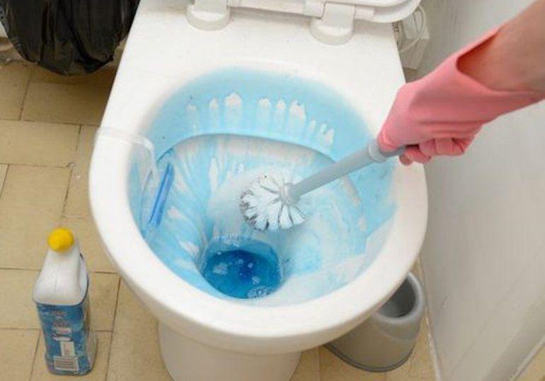 Limpieza del inodoro tarea ingrata pero necesaria - Como limpiar el wc ...