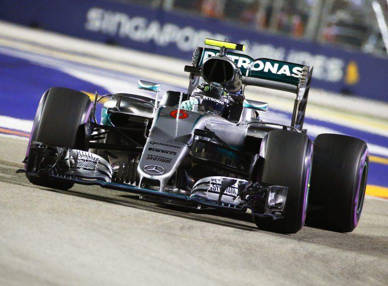 Rosberg logra pole con vuelta maravillosa y deja tercero a Hamilton ...