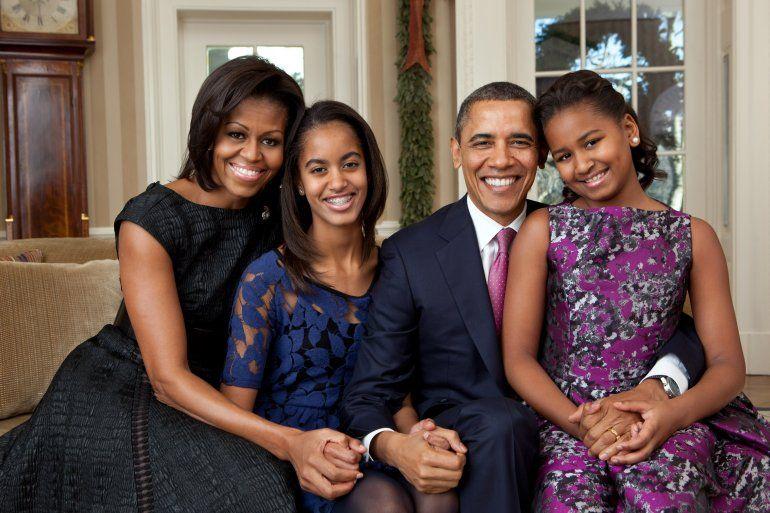 Resultado de imagen para pareja obama