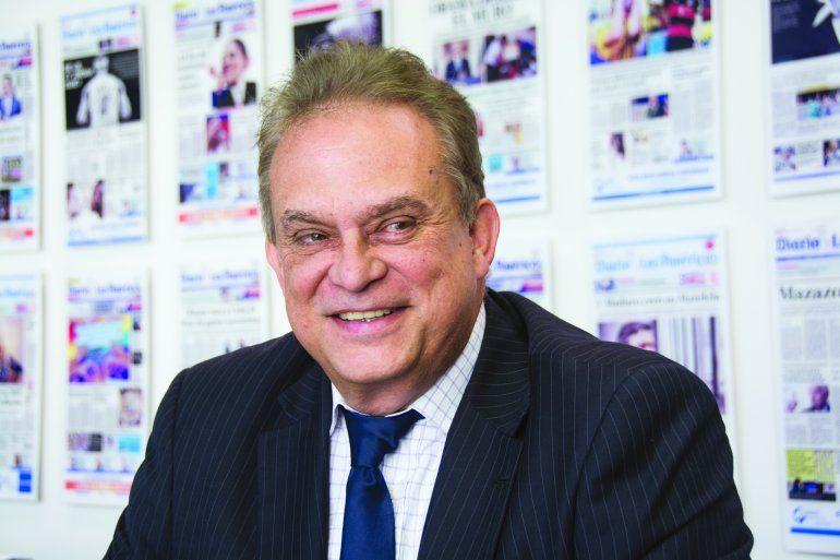 El político cubanoamericano Lorenzo Palomares.