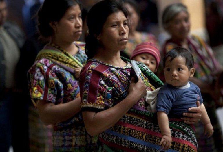Resultado de imagen para madres indigenas