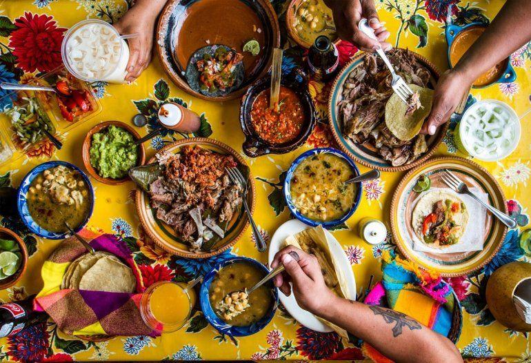 Restaurante de una indocumentada mexicana uno de los for Tecnicas culinarias de la cocina francesa