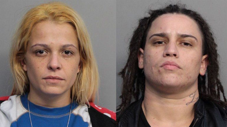 Dos Mujeres Protagonizan Cinematogr Fico Robo En Gasolinera De Miami Dade Inseguridad Miami Dade