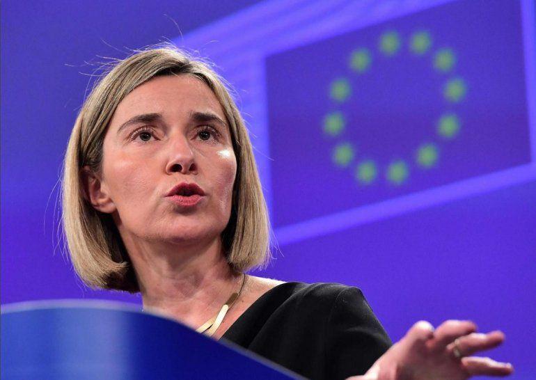 Resultado de imagen para Federica Mogherini,