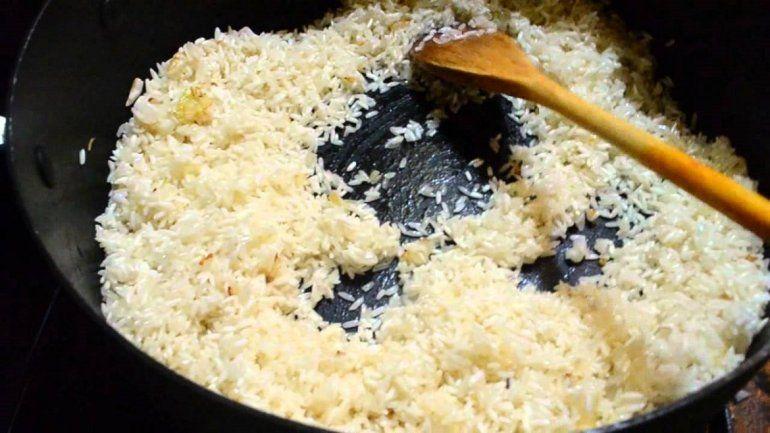 C mo cocinar el arroz para evitar restos de ars nico for Como cocinar 5 kilos de arroz