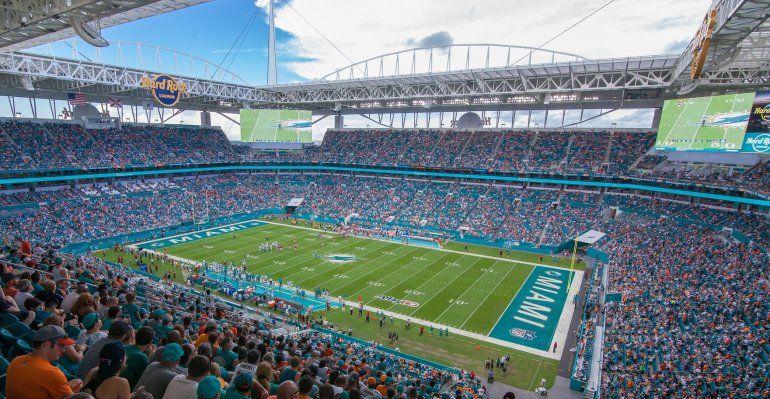 Image Result For Estadio Futbol Americano Miami