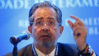 Miguel Henrique Otero, presidente editor de El Nacional.