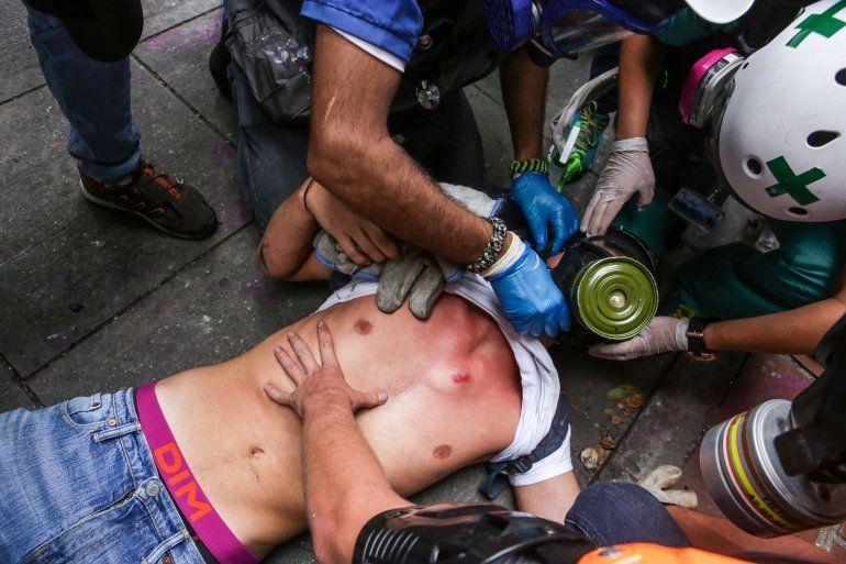 Desde el 1 de abril el país sudamericano vive una ola de manifestaciones a favor y en contra del Gobierno