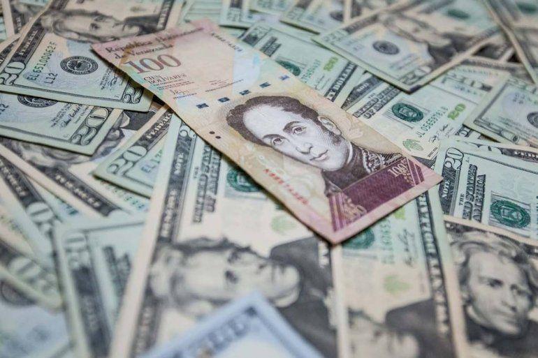Dólar Today Extrae Sus Datos Del Cálculo De Las Operaciones Cambio Que Se Efectúan En