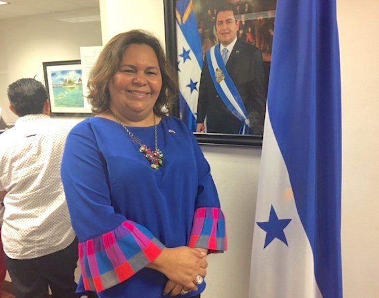 Consulado General de Honduras en Miami, Estados Unidos