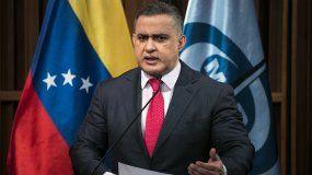 Tarek William Saab, fiscal general de Venezuela designado por la fraudulenta Asamblea Nacional Constituyente.