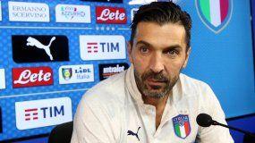 El capitán liderará a la selección de Italia en el amistoso del viernes frente a Argentina.