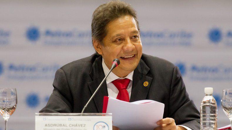 El presidente de Citgo es primo del fallecido presidente venezolano Hugo Chávez, que fue elegido diputado del Parlamento venezolano en 2015 y se desempeñó también como viceministro de Petróleo.