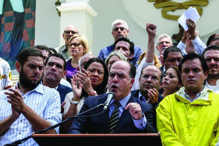 La oposición venezolana tiene el reto de recomponer su organización y estrategia.