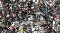 Brasil y México son los países que generan más cantidad de basura electrónica.